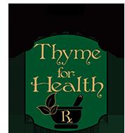 Logo Thyme for Health