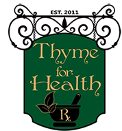 Logo Thyme for Health